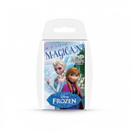 Top trumps frozen karte ( WM27755 )