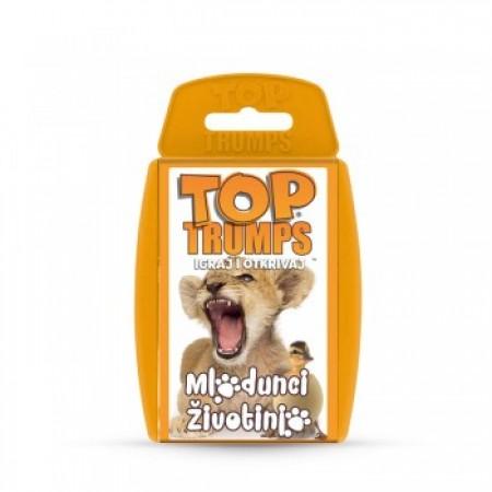 Top trumps baby animals karte ( WM27779 )