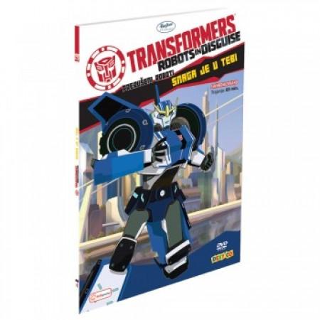 Hasbro Transformers DVD4 r.i.d. snaga je u tebi ( PUB04095 )