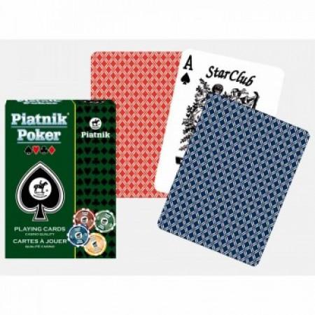 Piatnik poker karte singl spil ( PJ132216 )