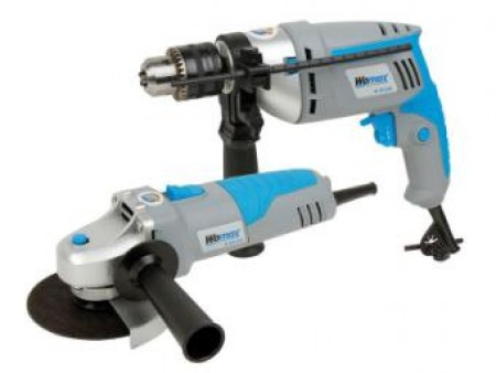 Womax set alata bušilica w-sb500+brusilica w-ws500 ( 70050000 )