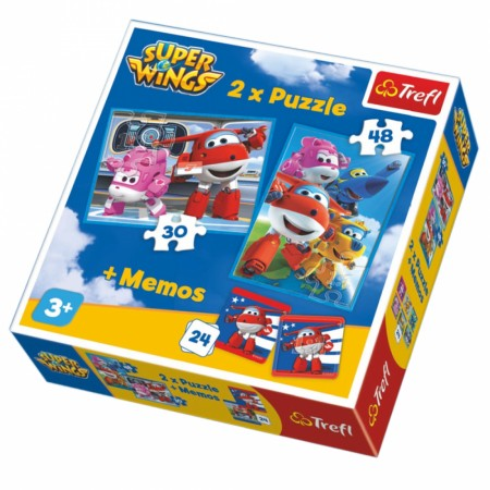 Slagalica x2 + Memos Super Win ( 12-906356 )
