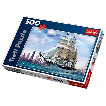 Slagalica 500 Sailing ship ( 12-371208 )