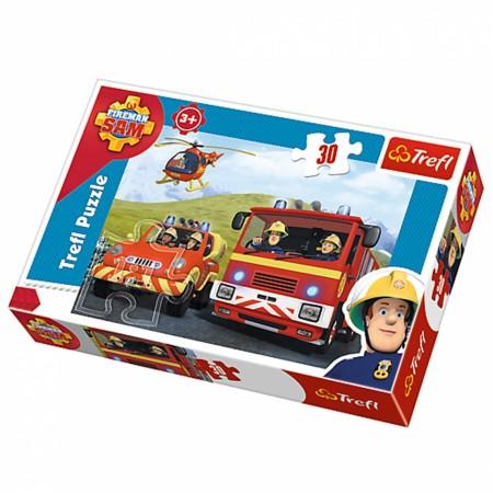 Slagalica 30 Fireman Sam ( 12-182132 )