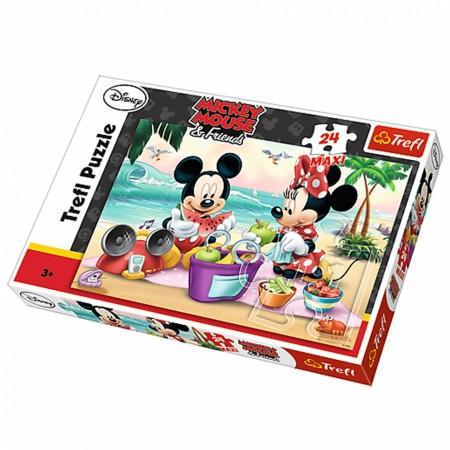 Slagalica x24 Maxi Mickey ( 12-142365 )