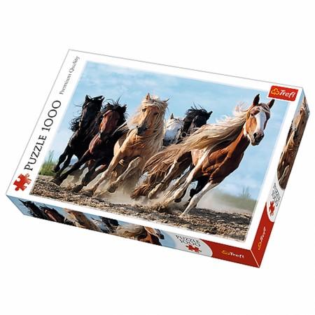 Slagalica 1000 Horses ( 12-104462 )