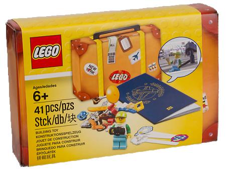 Lego my travel companion ( LE5004932 )