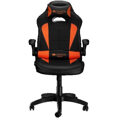 Canyon Vigil Gejmerska stolica black+Orange ( CND-SGCH2 )