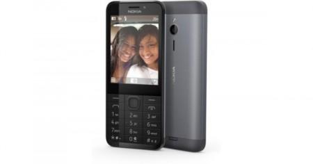 Nokia 230 DS Dark Silver Dual Sim ( A00027089 )