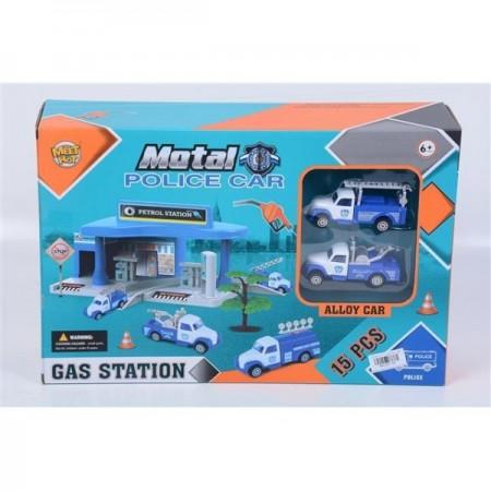 Gas stanica  37x24x10  ( 481165 )