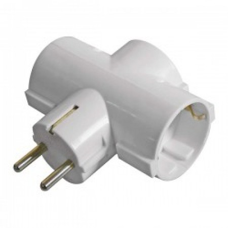 Električni razvodnik 3xCEE 7/4 (šuko) ( UPSL3 )