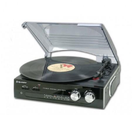 Roadstar TTR-8633 Radio gramofon MP3