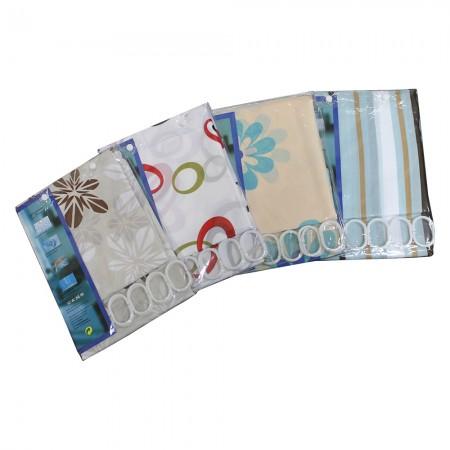 Paravan za kupatilo textil  - eko ( 1280 )