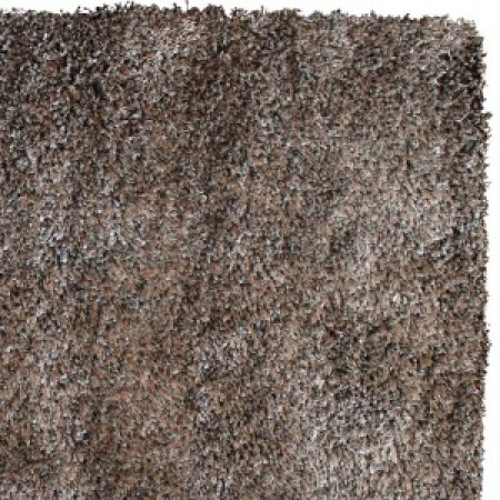 Tepih shaggy supershine   80x150 cm S001a_V_HO - braon ( 1130 )