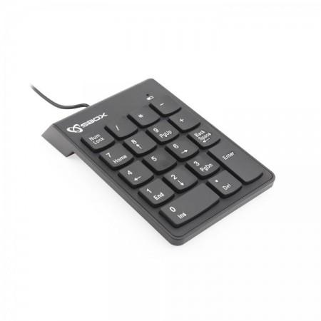 S BOX NK 106  Numerička Tastatura