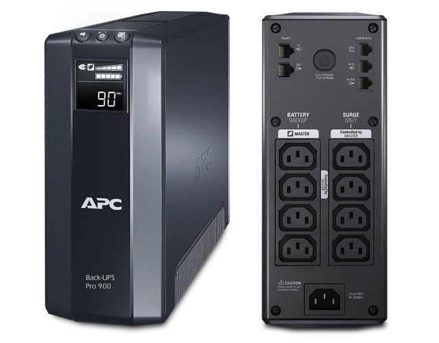 APC UPS BR900GI BACK RS 900VA
