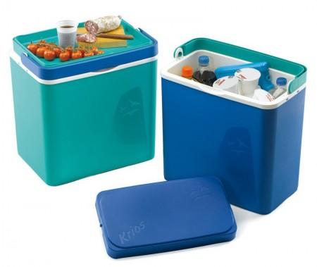 Krios piknik frižider 32L - Zeleni ( 0709Z )