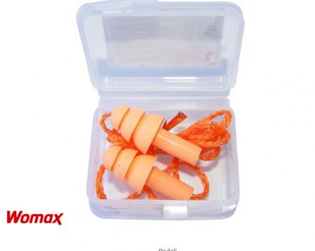 Womax čepovi za uši silikon ( 0106025 )