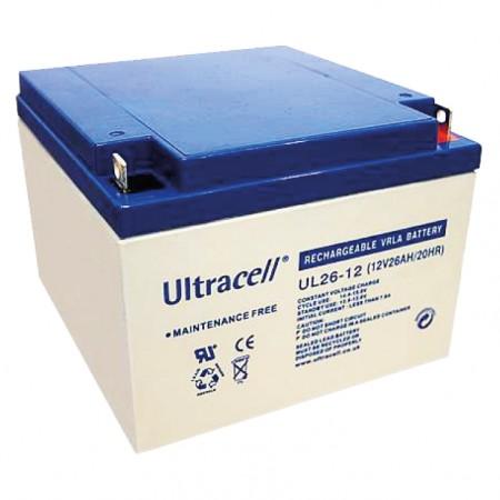 Ultracell Žele akumulator 26 Ah   ( 12V/26-Ultracell )