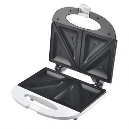 Iskra sendvič toster 800W   ( SM-2-WH )