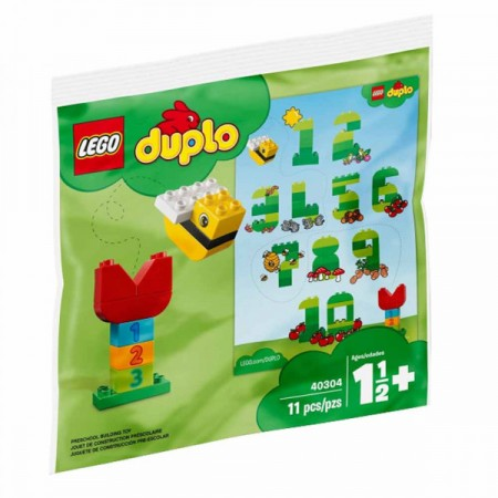 Lego duplo learning numbers kesica ( LE40304 )