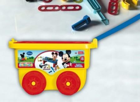 Alat SET u kolicima Mickey Mouse ( 04/8403 )