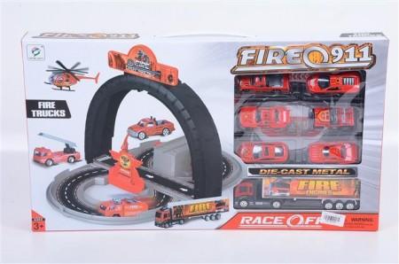 Auto staza sa vatrogasnim vozilima ( 11/92631 )