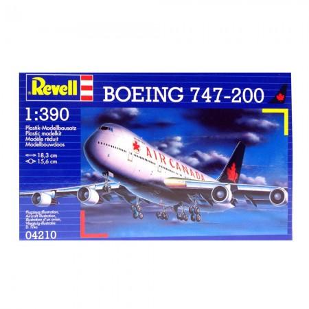 Revell makete boing 747-200 ( RV04210/030 )