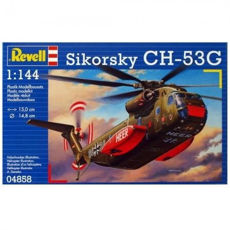 Revell maketa ch-53g heavy transport helicopte ( RV04858/025 )