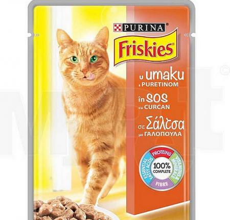 Friskies prelivi za mace curetina 100 g ( 2799 )