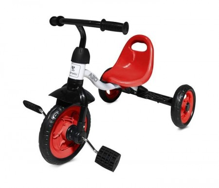 Lorelli Bertoni tricikl a30 - red/white ( 10050380013 )