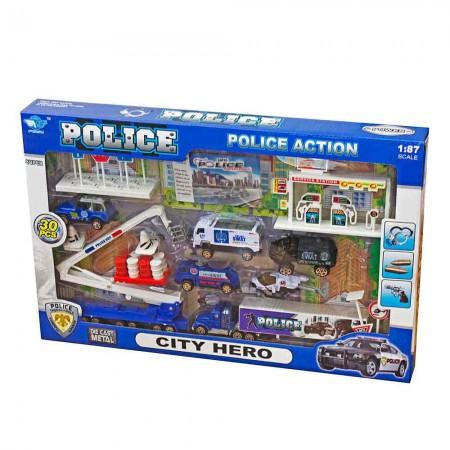 Best luck policijski set ( BE622027 )