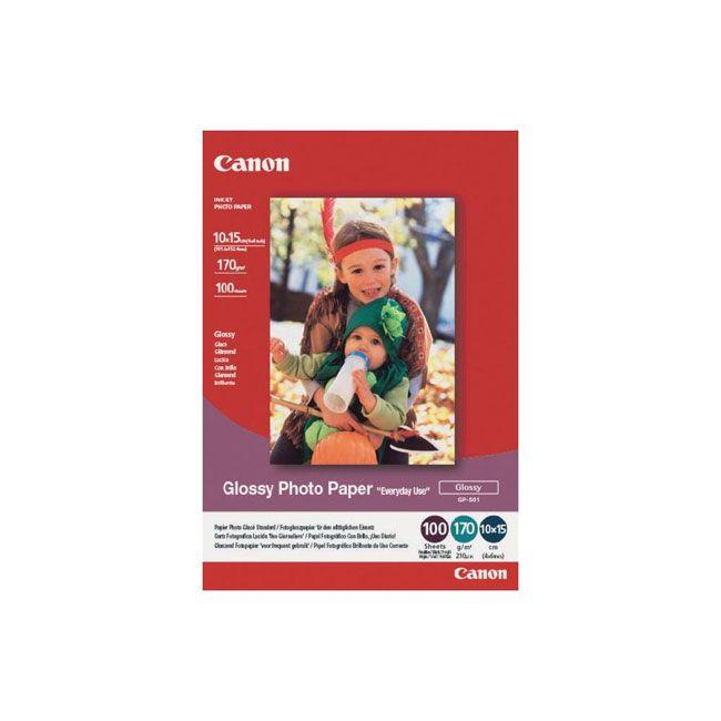 Canon GP-501 4x6 100sh Foto papir