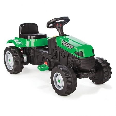 Pilsan Traktor active sa pedalama green ( CAN7314G )