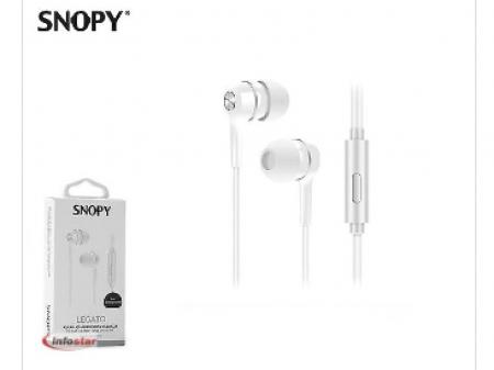 Snopy N-778 bele slušalice sa mikrofonom 302600081 ( 16070 )