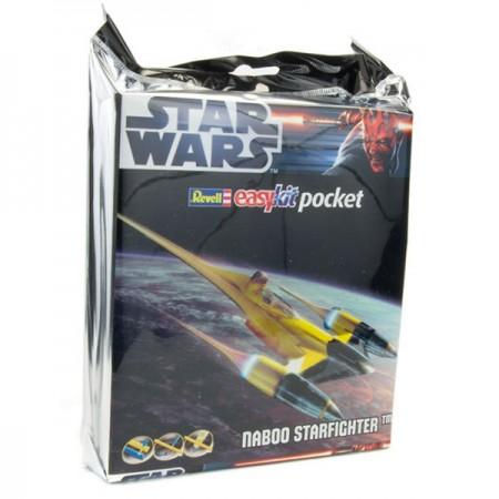 Revell maketa naboo starfighter pocket ( RV06738/030 )
