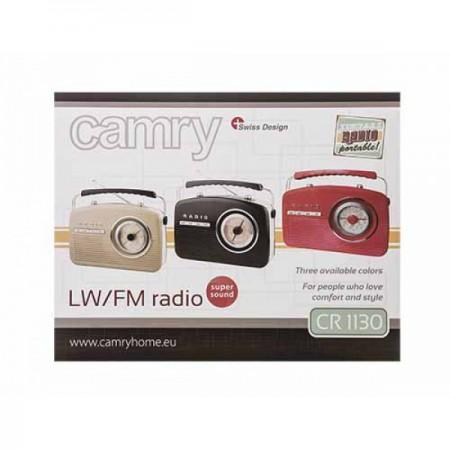 Camry CR1130 radio prijemnik retro