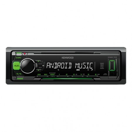 Kenwood Auto radio ( KMM-103GY )