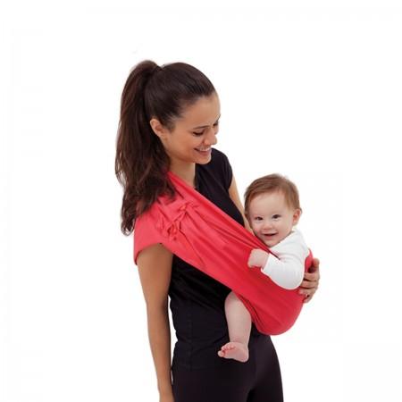 Mycey TCM00123 Marama za nošenje bebe - Crvena ( 112035 )