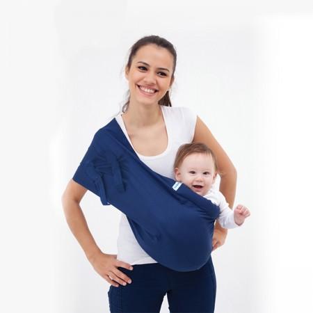Mycey TCM00124 Marama za nošenje bebe - Plava ( 112036 )