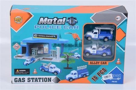 SET policijskih automobila ( 11/81165 )