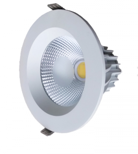 Ugradna LED lampa 30W hladno bela   ( LUG2550-30/NW )