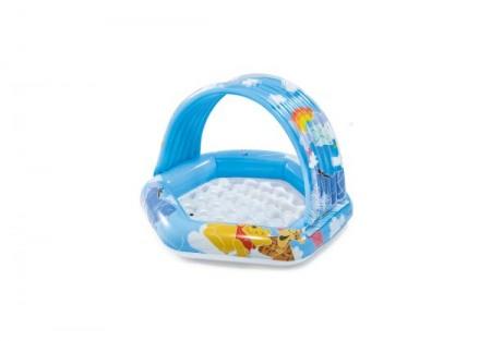 Intex Dečiji bazen sa nadštrenicom 1-3  1.09mx1.02mx71cm ( 14/58415NPI )