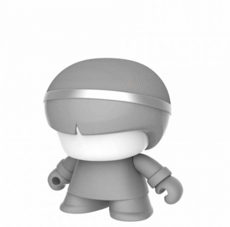 Xoopar Xboy Glow Gray WL BT zvučnik ( XBOY31007.22G )
