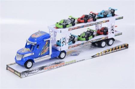 Kamion sa formulama 6kom ( 11/53148 )