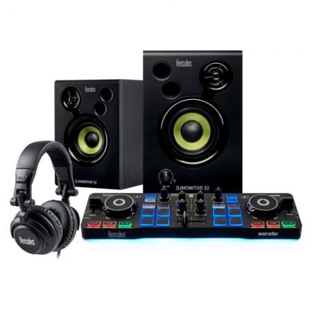 Hercules DJ Starter Kit ( 4780890 )