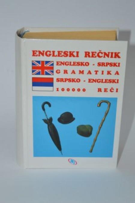Engleski rečnik ( 01/301077 )