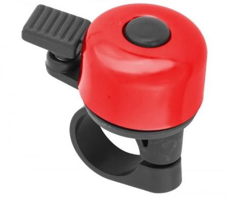 Zvono malo na okid crveno ( 260007 )