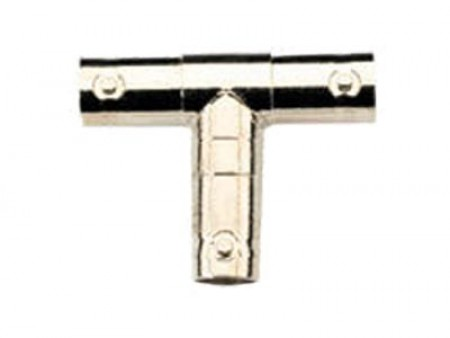 Konektor BNC(F)-(F)-(F) RG59 (T-račva) ( 017-0033         )