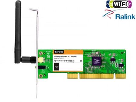 Tenda N150 W311P+ 802.11n PCI Wireless card ( 061-0012         )